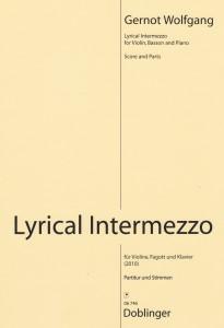 Cover Lyrical Intermezzo